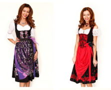 Dirndl XXL