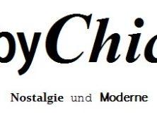 Shabby Chic – Wohnstil