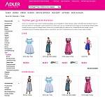 Trachtenmode günstig: Dirndl im Adler Mode Shop